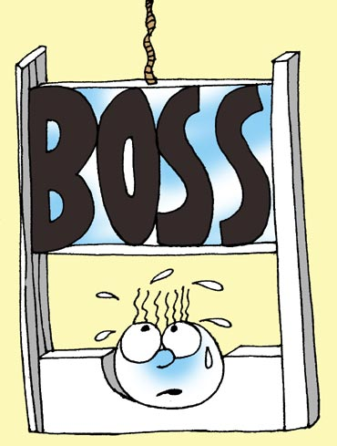 Why are senior managers not happy with their subordinates?
