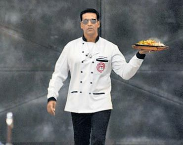 Akshay Kumar on Master Chef India