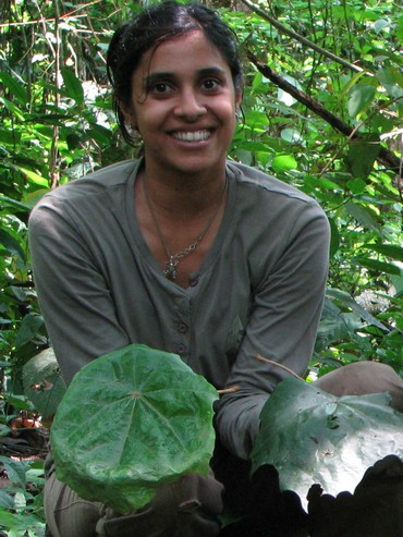 Nandini Velho, a wildlife biologist, spends up to eight months in the tropical forests of Arunachal Pradesh