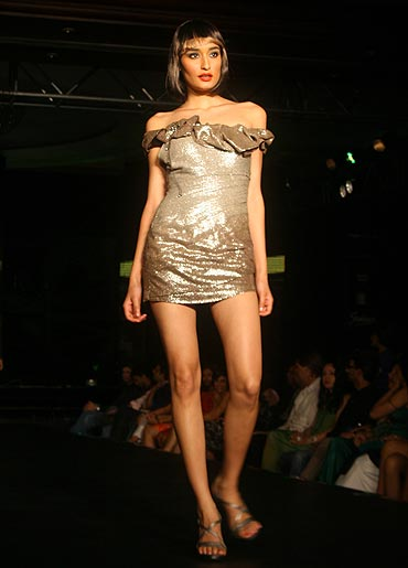 A Mandira Wirk creation