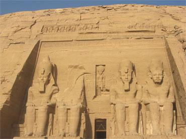 Abu Simbel temples, Nubia