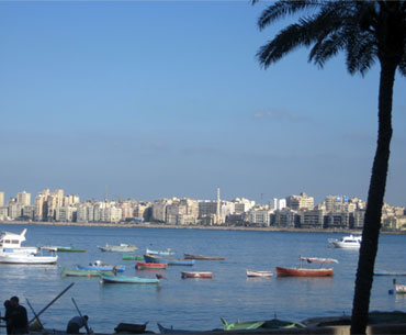 Alexandria is certainly the Pearl of the Mediterranean.