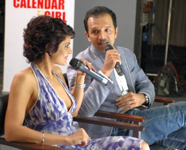 Mandira Bedi and Atul Kasbekar