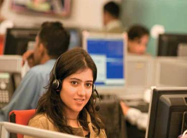 India's top 25 BPO companies to work at