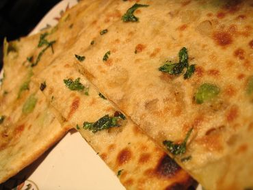 Aloo Parathas are tasty alright, but just two contain a whopping 580 calories on an average