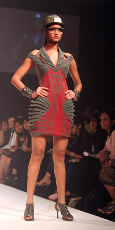 Generation Next opens Lakme Fashion Week