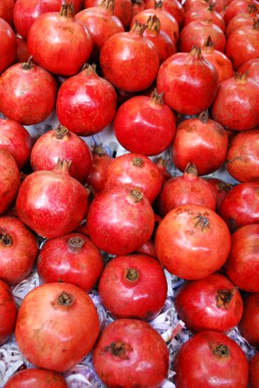 Pomegranate's antioxidants help fight hardening of the arteries