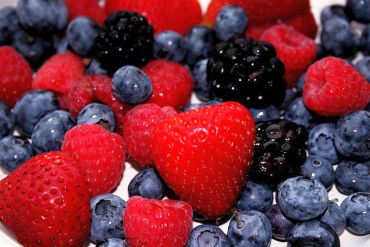 Berries can help prevent artery hardening