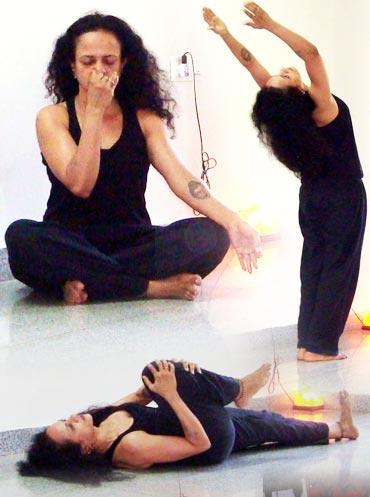 Yoga and Muay Thai workshops in Mumbai