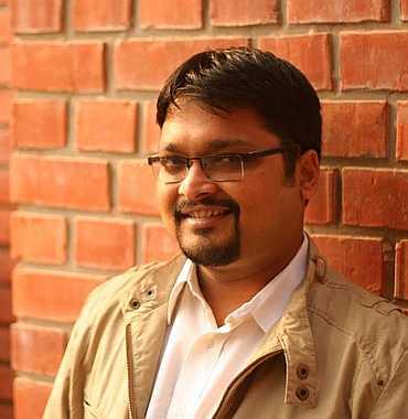 Author Amit Haralalka