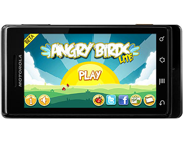 Angry Birds Rio for Android