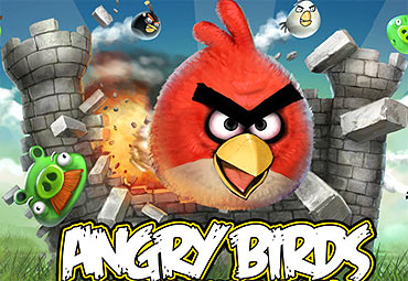 Angry Birds Rio for the iPhone