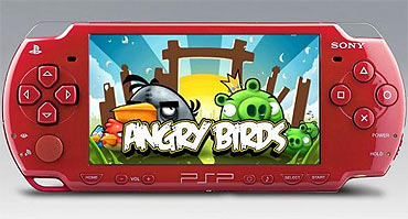 Angry Birds Rio for PSP