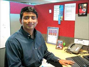 Ravi Kuppuswamy, Xeon E7 Design Manager.