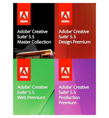 Adobe Creative Suite 5.5