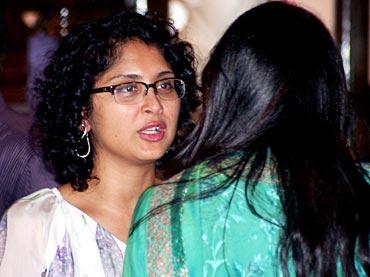 Film director Kiran Rao