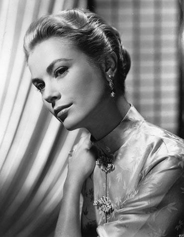 Princess Grace of Monaco (Oscar-winning actress Grace Kelly)
