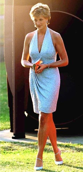 Princess Diana To Be Present At Royal Wedding