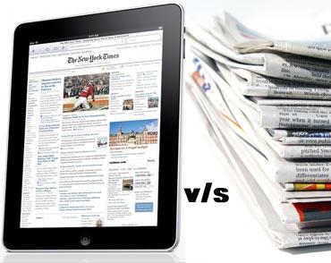 eBooks versus Print