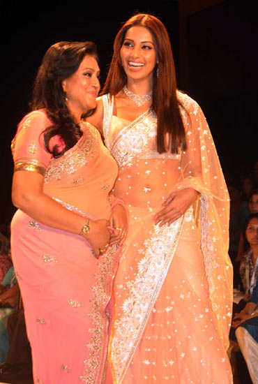 Mamta and Bipasha Basu