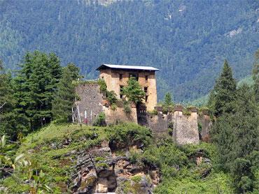 Drukgyel Dzong, Bhutan