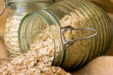 Oats help if you are stressed