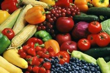 Food helps tackling stress