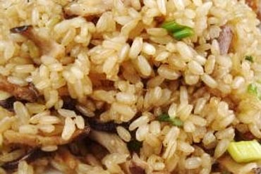 Brown rice is good for stress