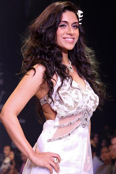 Zoa Morani for Agni Jewels Pvt. Ltd