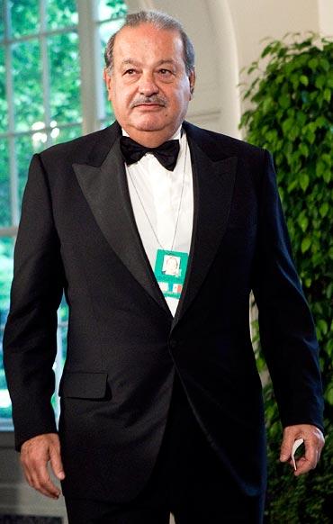 Telmax owner Carlos Slim