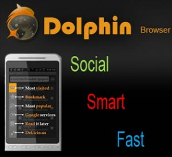 Browsers for Android smartphones