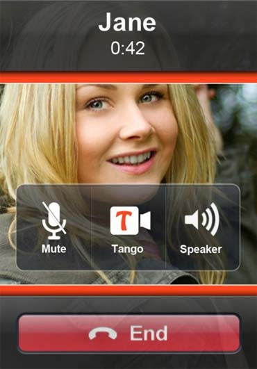 Tango for Android smartphones