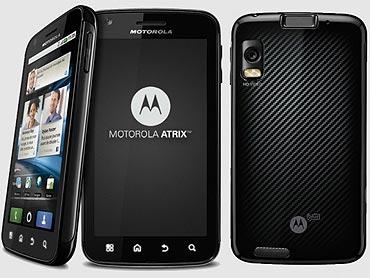 Motorola Atrix 4
