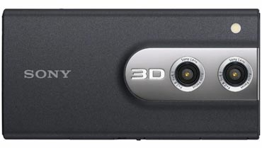 Sony 3D Bloggie MHS-FS3 Camcorder