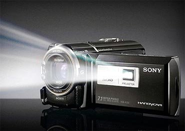 Sony Mobile Theater Handycam