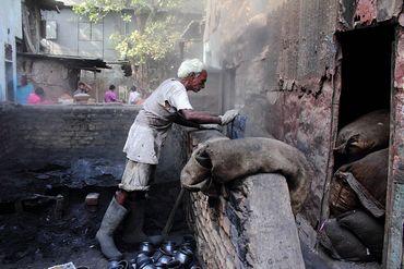 Potter, Dharavi