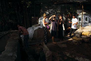Slum tourism, Dharavi
