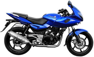An older Bajaj Pulsar model (picture used for representational purposes only)