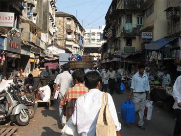 Nadgevi Street
