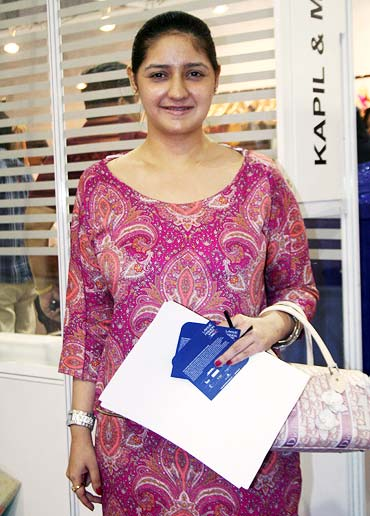Jharna Kothi, owner of store Kothi