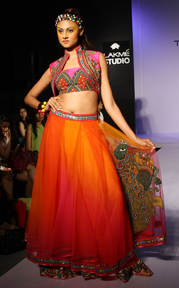A Nishka Lulla creation