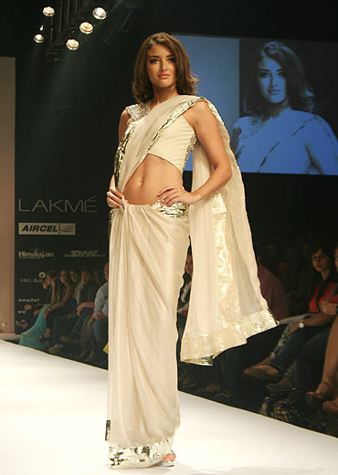 A Rina Dhaka creation