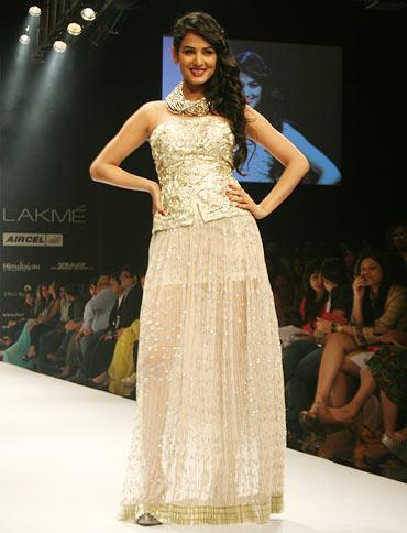 Sonal Chauhan for Rina Dhaka