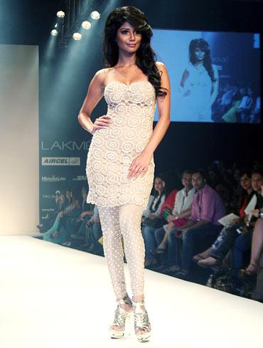 Nicole Faria for Rina Dhaka