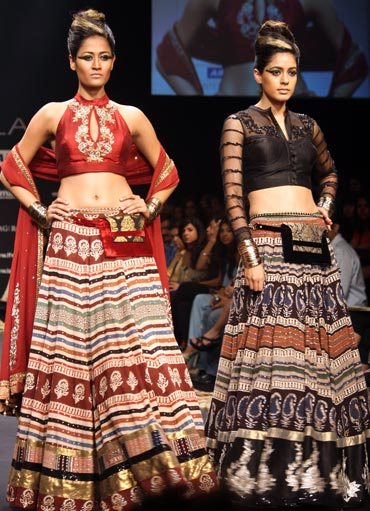 Anita Dongre creations