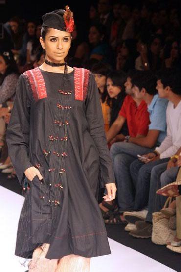 Candice Pinto for Paromita Banerjee