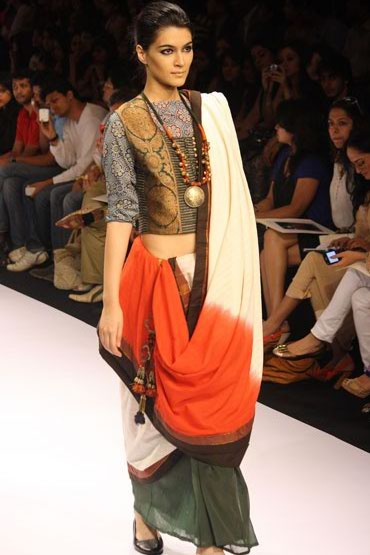 A Paromita Banerjee creation
