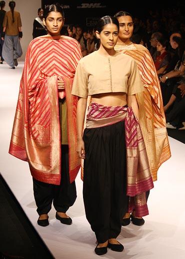 Sabyasachi creations