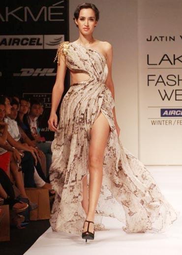 Tamara Moss for Jatin Varma