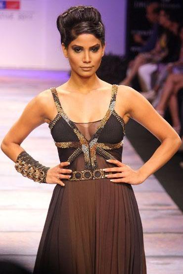 Nicole Faria for Babita M